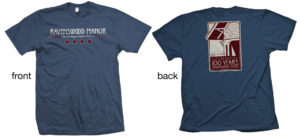 T-Shirt Front and Back